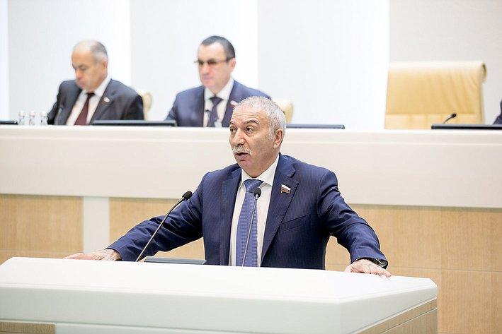 Начальник Чукотки - Арамаис Даллакян. Фото council.gov.ru