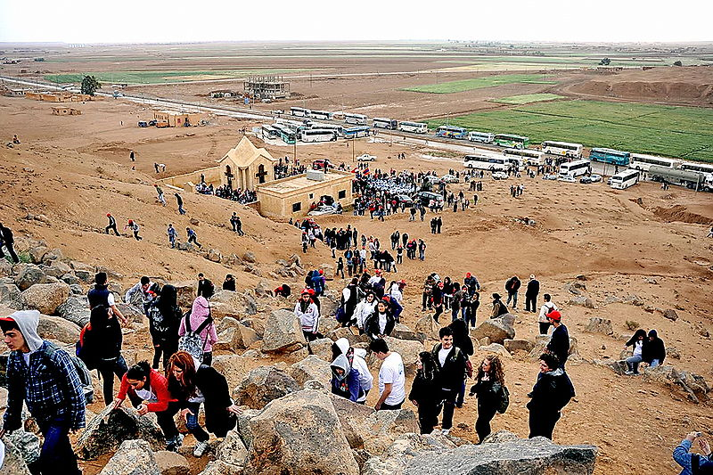 Несколько лет назад в Дер-Зоре была построена часовня в память о погибших. Фотоcommons.wikimedia.org
