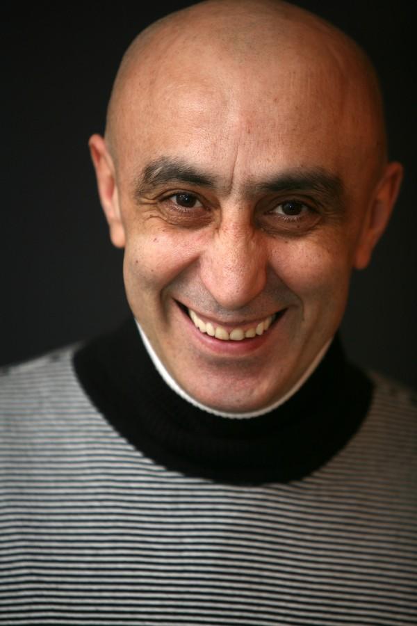 Актер Михаил Абаджян