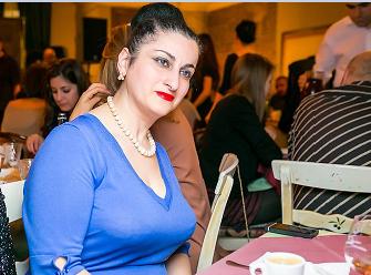 Благотворитель Арэна Агаджанян стала одним из спонсоров Благотворительного вечера Международного Фонда Пушкина.