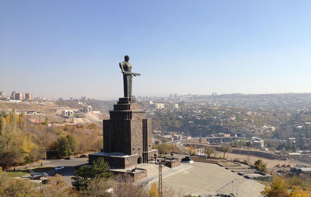В этом году столице Армении исполнилось всего 2799 лет.Что и сказать: юноша! Что и сказать: юноша! Фотоhttp://armenia-kapan.ru