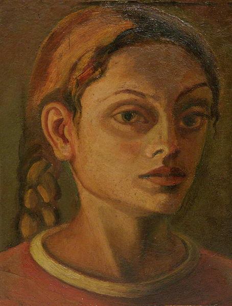 Портрет Дианы