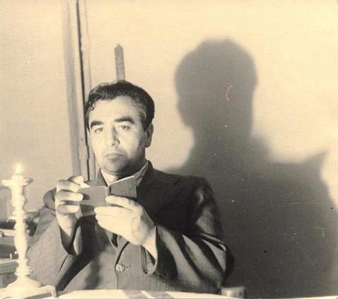 В начале 30-х годов литератор Николай Харджиев приезжает в Москву и входит в круг художников и поэтов русского авангарда.Фото colta.ru