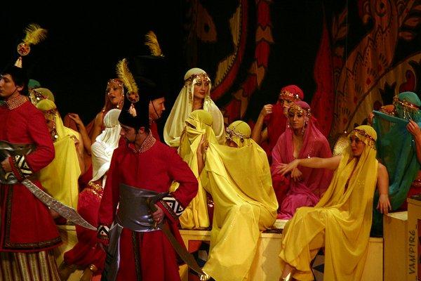 Османский театр в наши дни. Фотоplaycast.ru