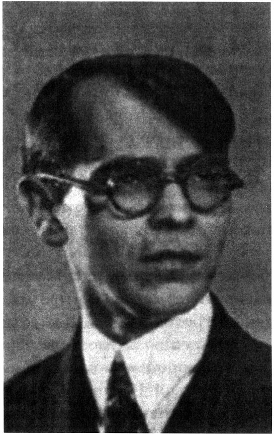 Владислав Ходасевич. Вторая половина 1930-х годов. Фотоcoollib.com