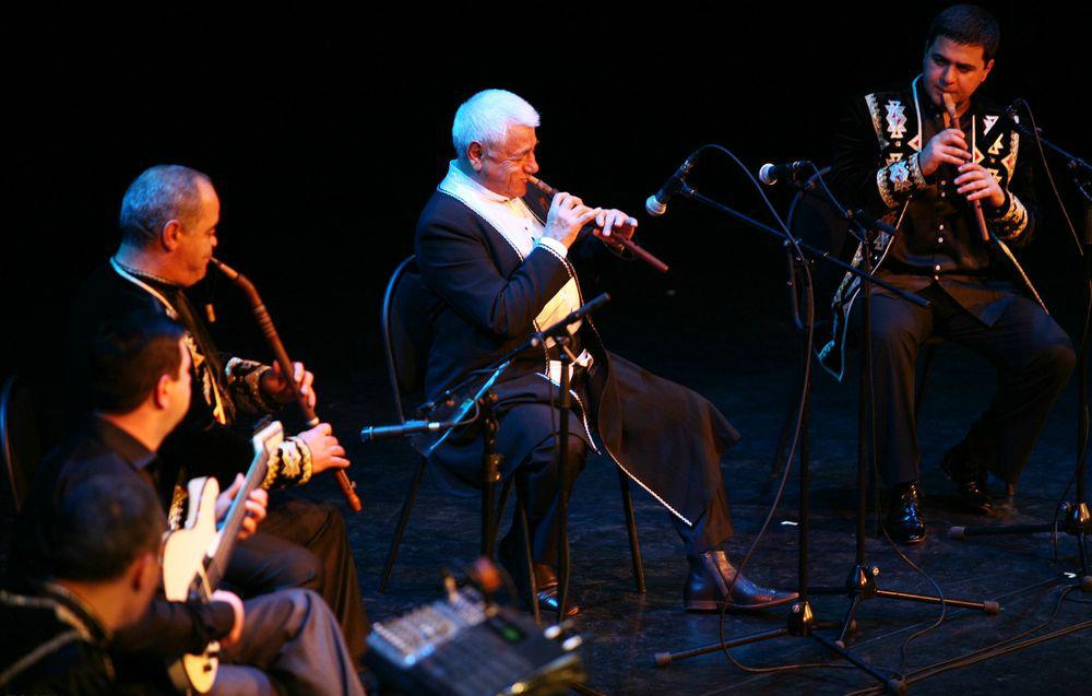В 2005 году музыка армянского дудука была включена в список Всемирного нематериального культурного наследия ЮНЕСКО. Сделано это был в том числе и благодаря многолетней деятельности на крупнейших музыкальных площадках мира легендарного Дживана Гаспаряна. Фотоhttp://999stories.com