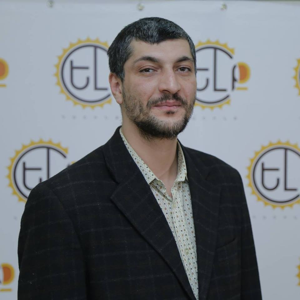 Писатель Амбарцум Амбарцумян - один из самых значительных писателей молодого поколения.