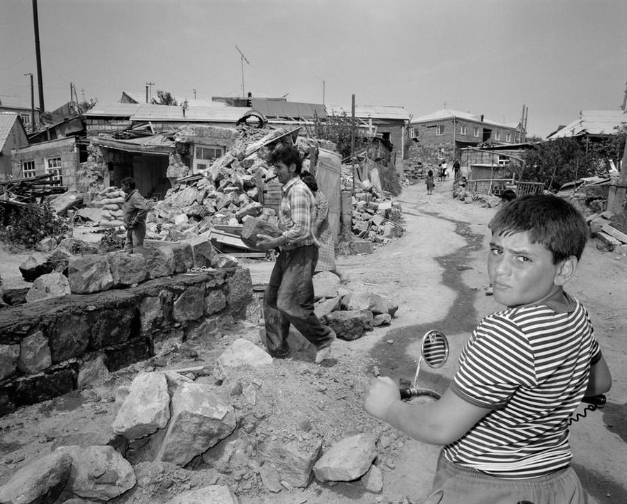 Спитак, 1989