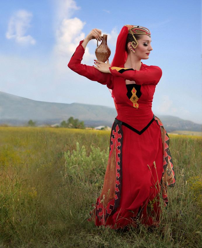 Красота армянской женщины воспета поэтами многих народов.