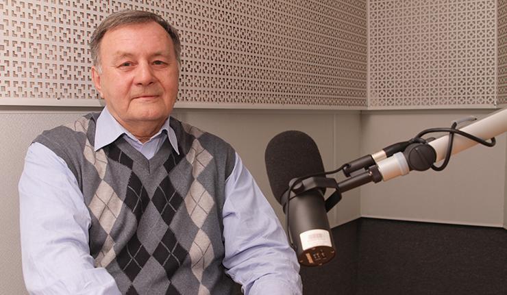 Российский политолог Станислав Тарасов. Фото russia-armenia.info