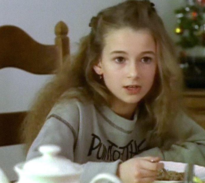 Роль Саши сыграла замечательная Юлия Чернова