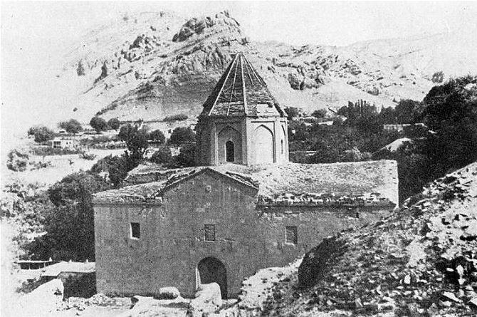 Церковь-Сурб-Кристофор в Нахичевани. Фото armenianhouse.org