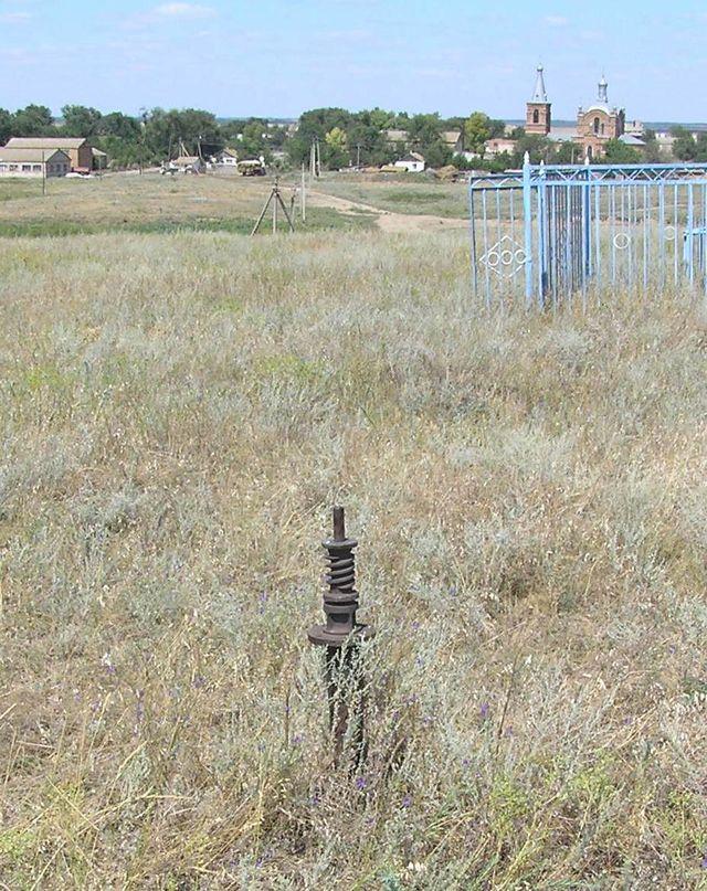 Чекалов хутор. Старое кладбище %3D Армянские могилы 07.08.2011 001.jpg