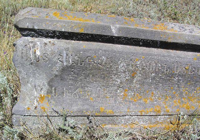 Чекалов хутор. Старое кладбище %3D Армянские могилы 07.08.2011 008.jpg