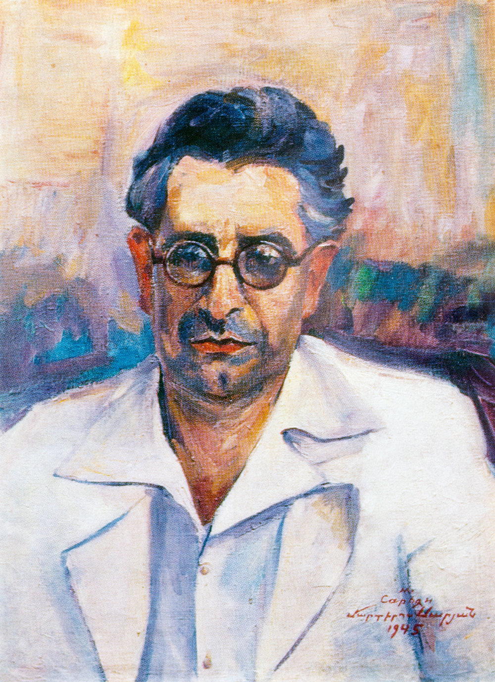 Писать начал с 17-летнего возраста, то есть ещё в период Российской империи; его первые рассказы были посвящены тяжёлой жизни армянского крестьянства.