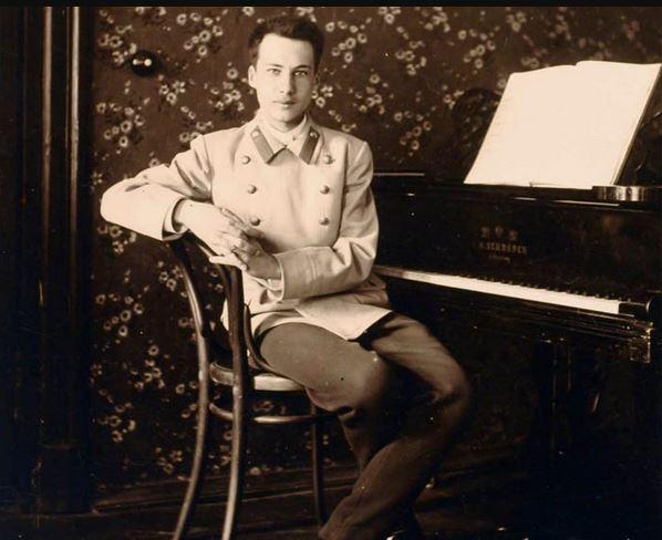 Андрей Белый. Фото litkult.ru