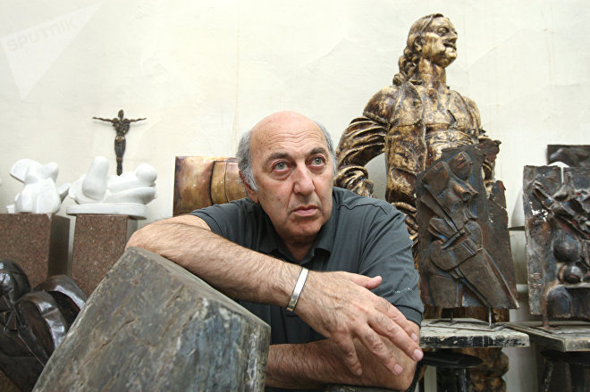 Георгий Вартанович Франгулян. Фотоsputnik-georgia.com