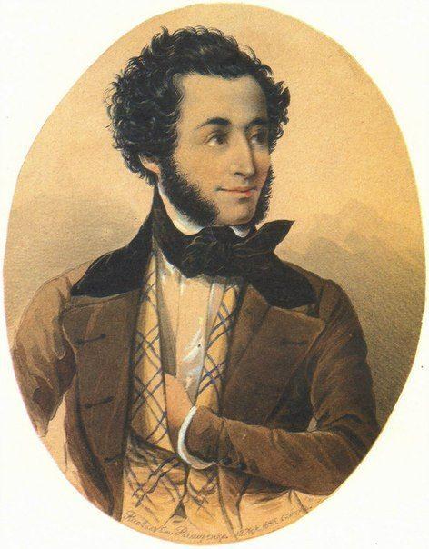 С.А. Рымаренко.Портрет И.К. Айвазовского,1846