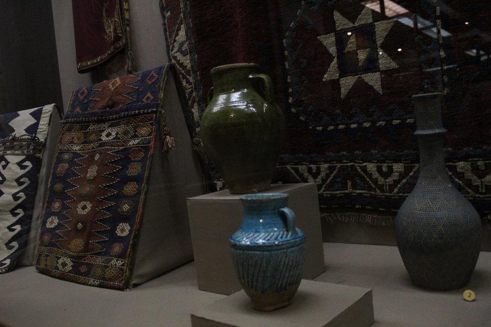 Артефакты Восточной и Западной Армении - в витринах Музея Востока.