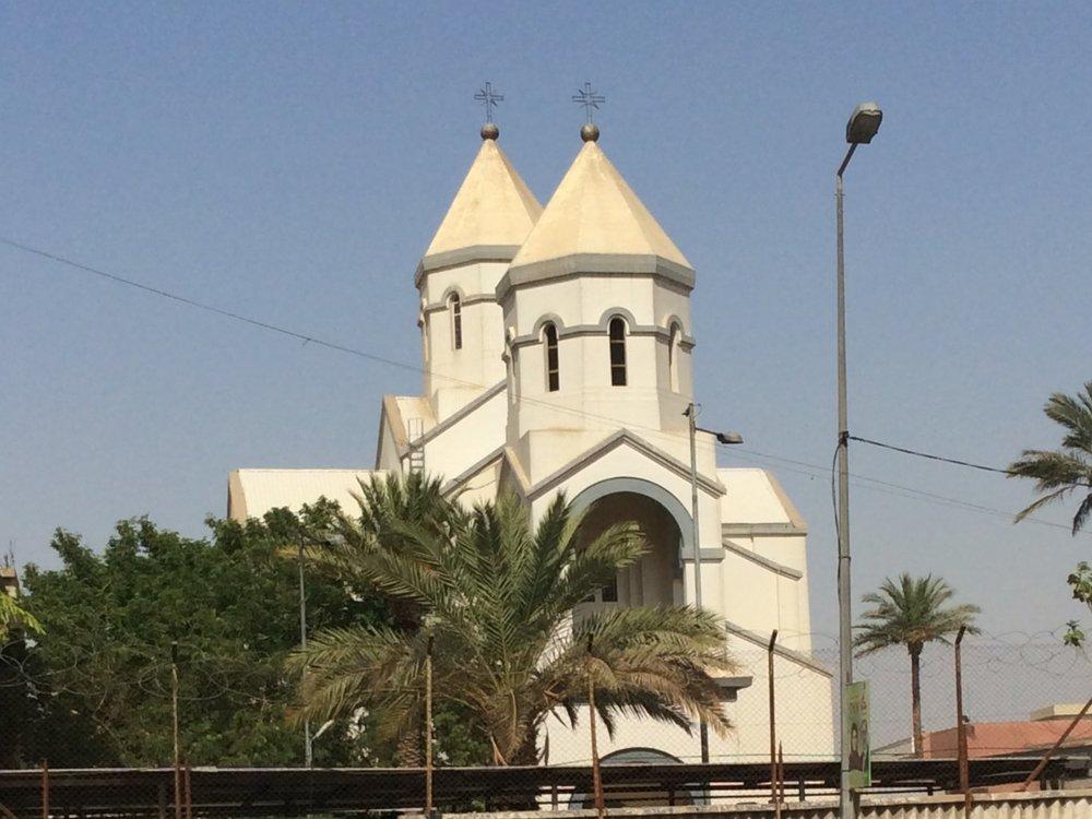 Церковь Сурб Григор Лусаворич, Багдад