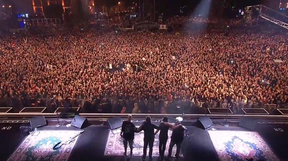 В 2015 году состоялось мировое турне System of a Down, посвященное 100-летней годовщине Геноцида армян, — «Wake up the souls»