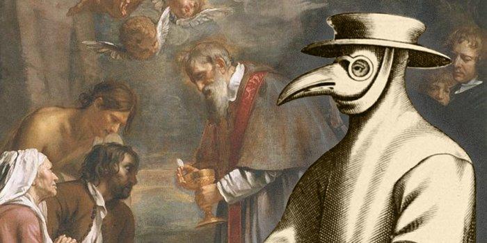 Образ Фаэтонщика также похож на чумного врача Средневековья. Фото: thevintagenews.com