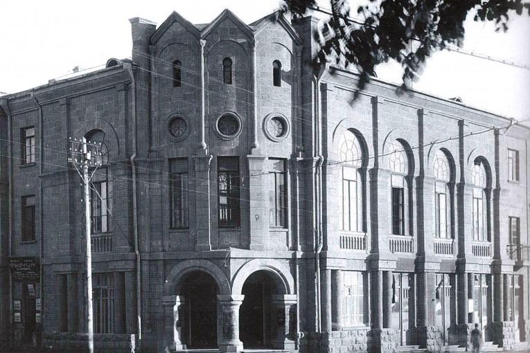 Здание Сельхозбанка