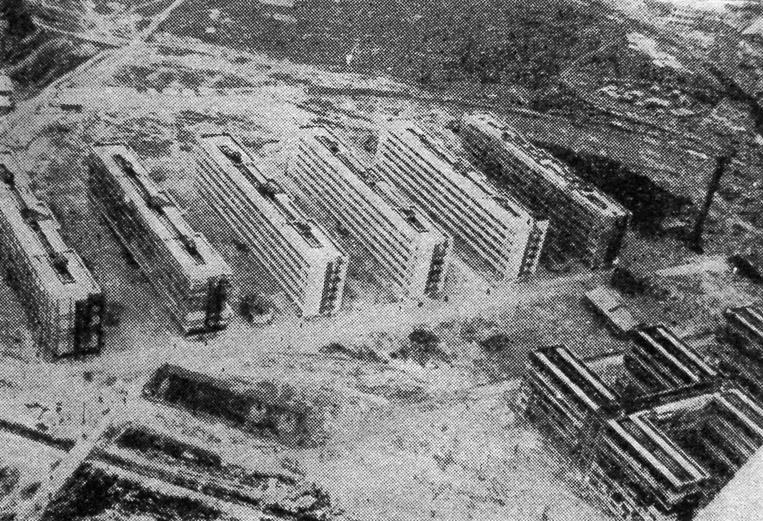 Студгородок во Всехсвятском был сохранен благодаря Каро Алабяну. Фото из архива Дениса Ромодина