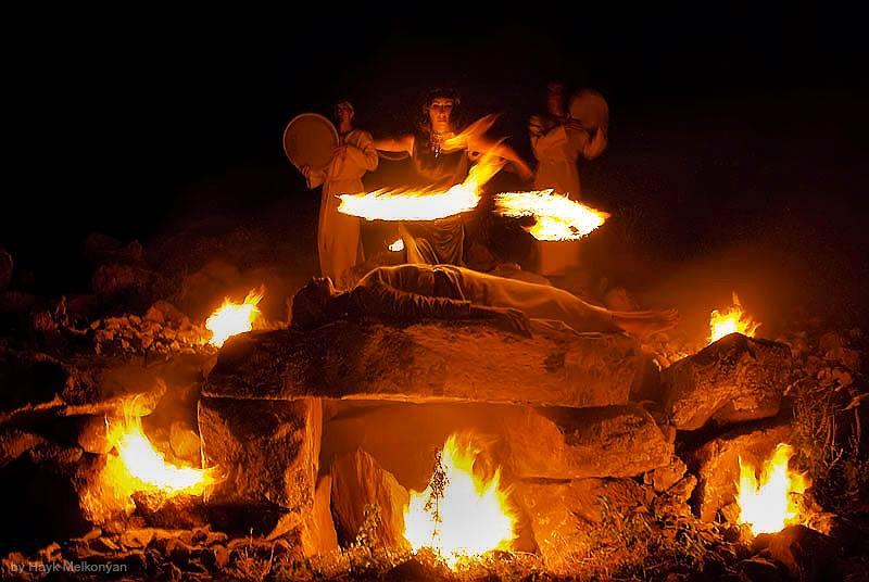 Портакар. Таинство. Фото Айка Мелконяна