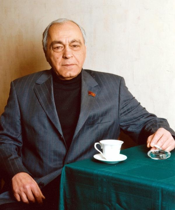 """В возрасте 80 лет он дал подробное интервью Кире Кристовской, опубликованное в газете """"Голос Армении"""""""