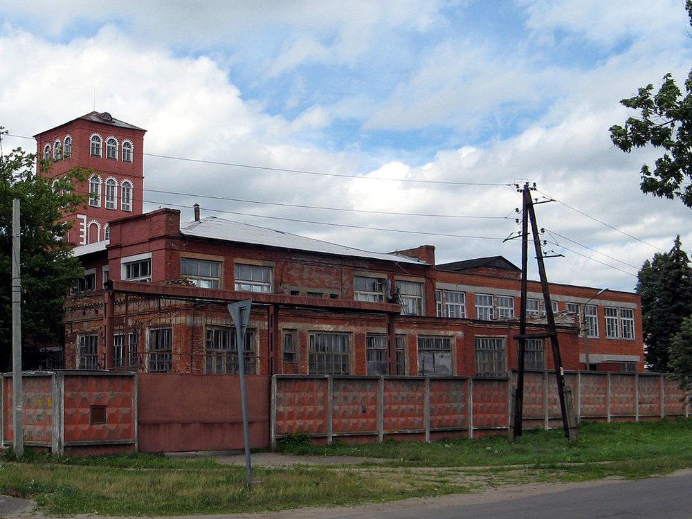 Фряновская фабрика