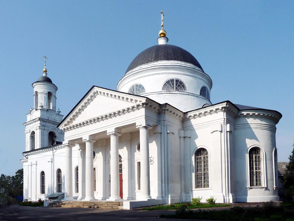 Храм Иоанна Предтечи.Фото:old.shhyolkovo.ru