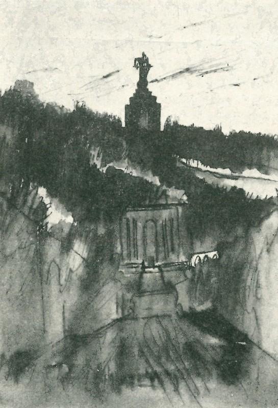 "Эскиз к созданию монумента ""Мать-Армения"" Ара Арутюняна. Фотоaraharutyunyan.com"