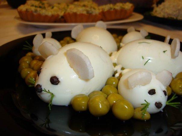 Вот таких мышей можно включить в меню детского праздника. Фото forum.ngs.ru