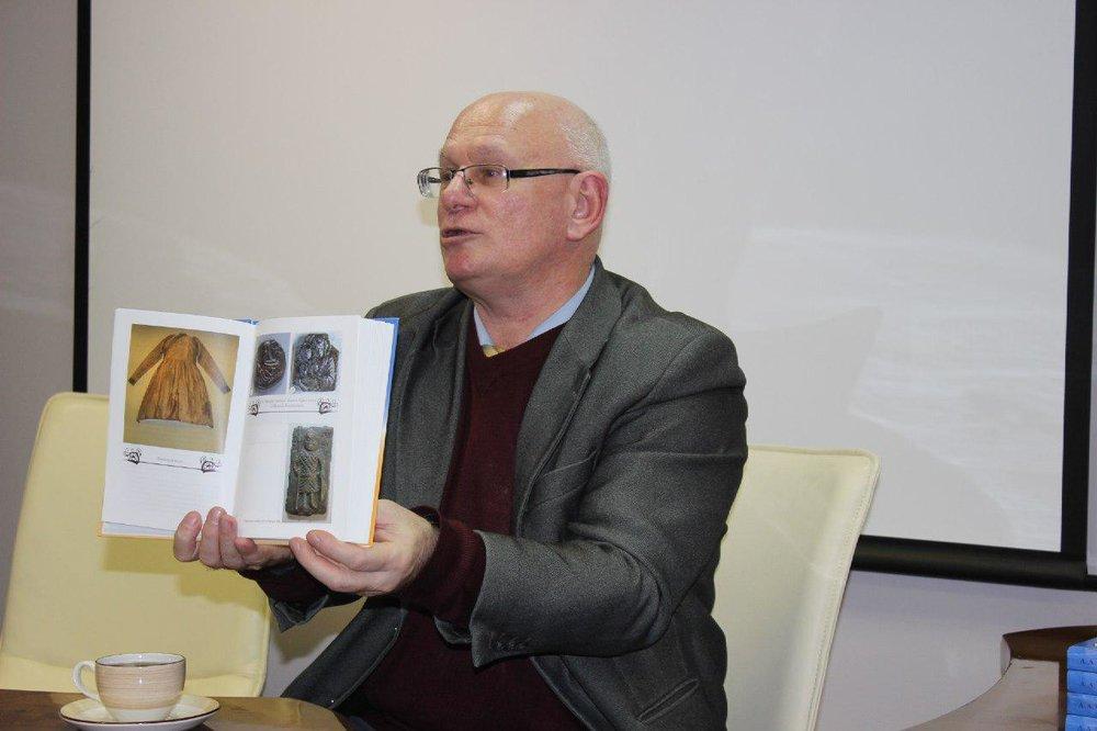Историк, архивист Александр Черёмин. Фото @НаринЭ