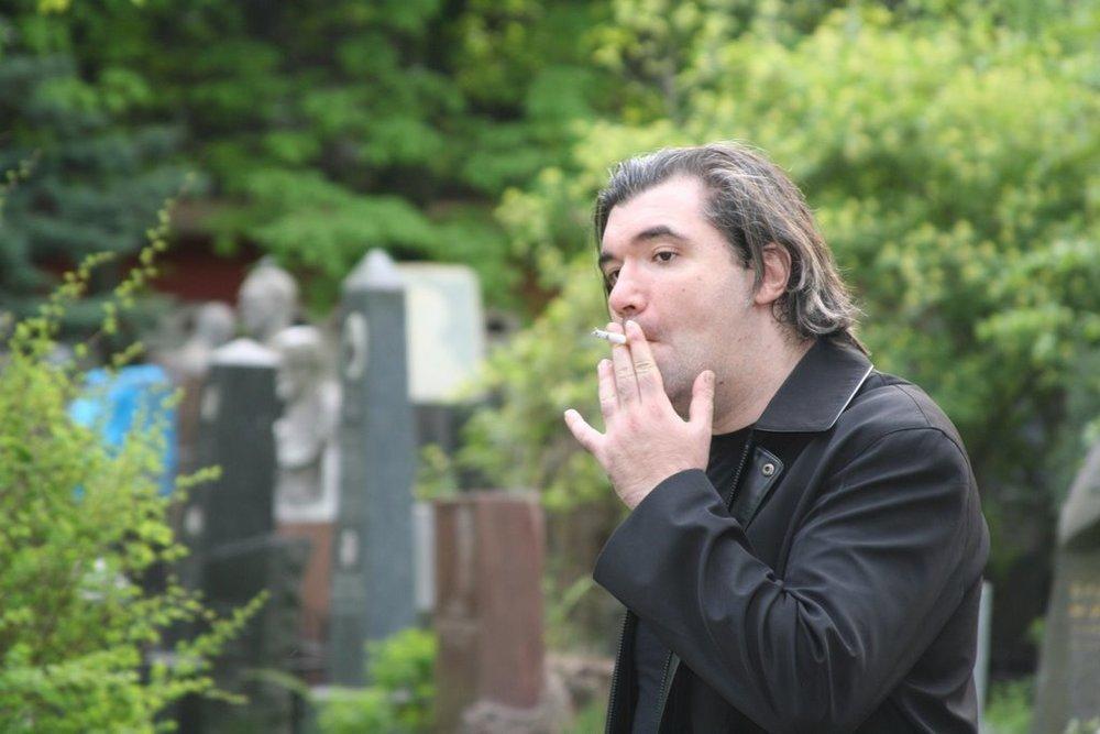 Поэт, публицист Амирам Григоров