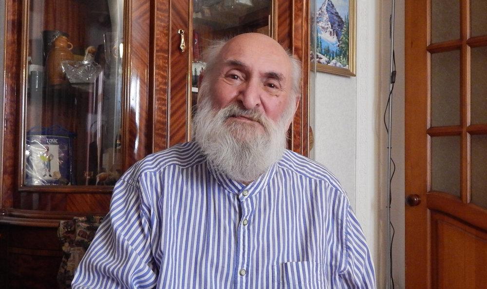 Арэг Демирханов - самый известный зодчий Красноярска