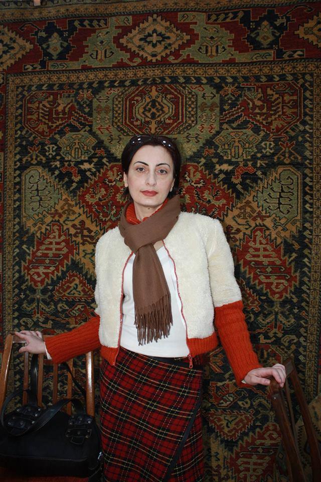 Лиана Шахвердян