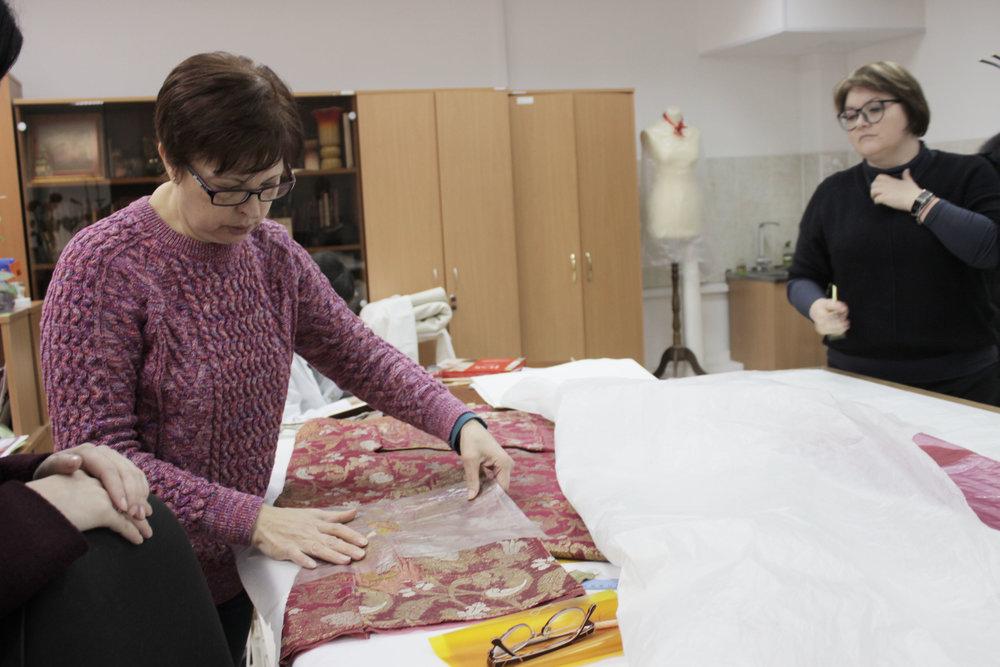Михайлова Ирина Васильевна и Лобанова Анастасия Геннадьевна