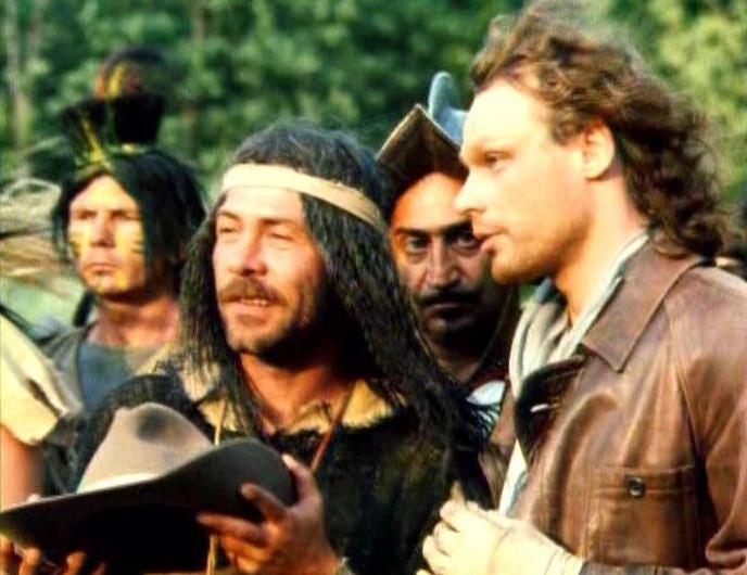 """""""Сын Солнца"""" прячется заобанкротившимся Генри Морганом, вместе с родственником ищущим клад майя."""