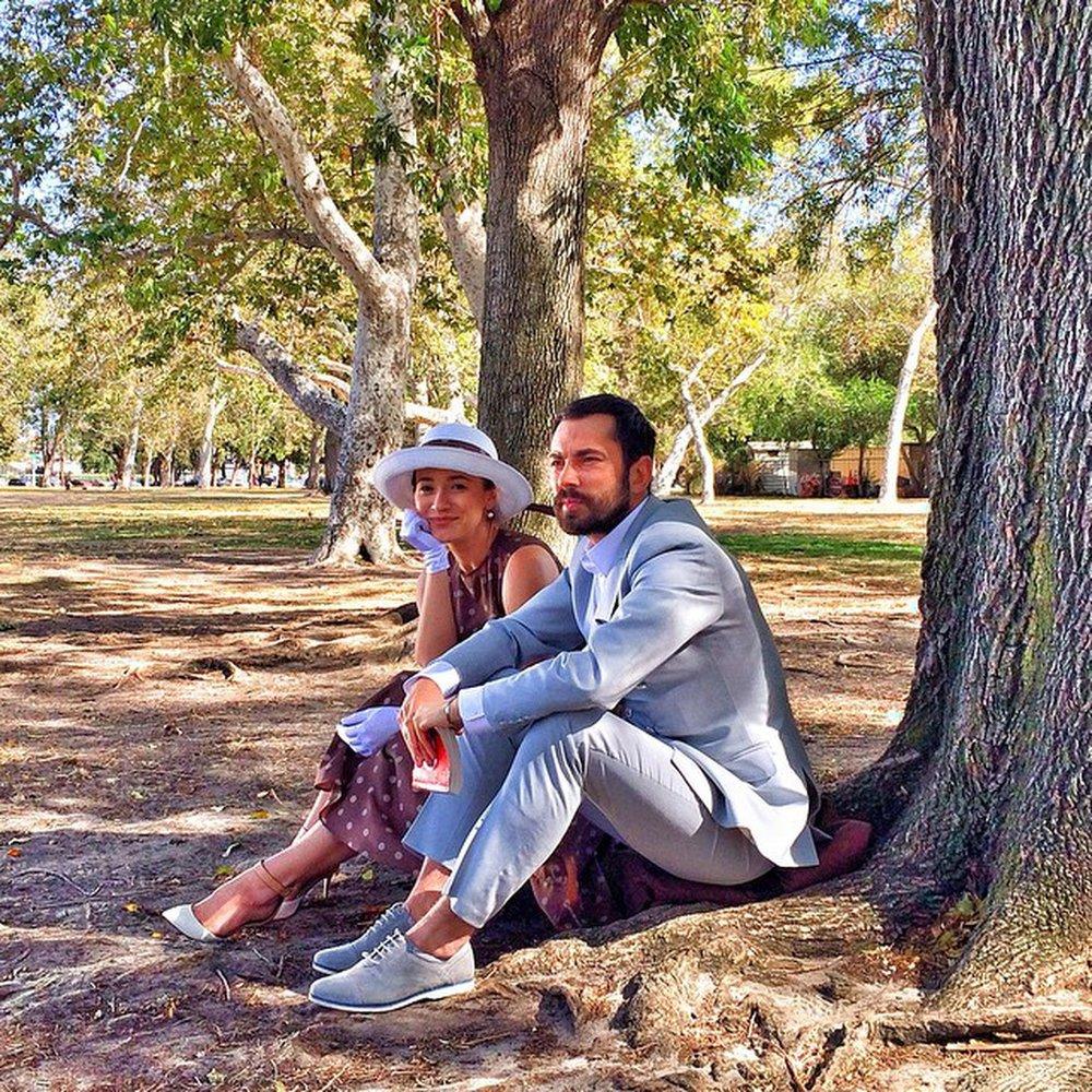 У супружеской пары уже подрастает сын Андрей. Фотоi41-cdn.woman.ru