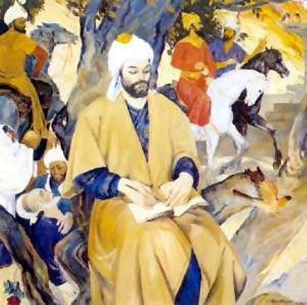 В 1930-х годах большевики с легкой руки отдали Азербайджану имя персидского поэта Низами.