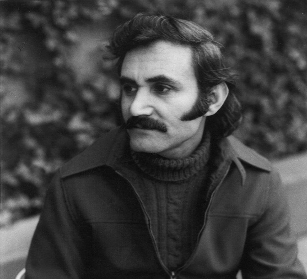 Мардик Мартин.1970 год