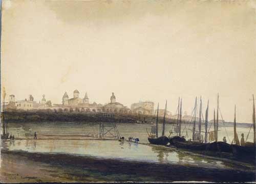 Великий Новгород, акварель.jpg
