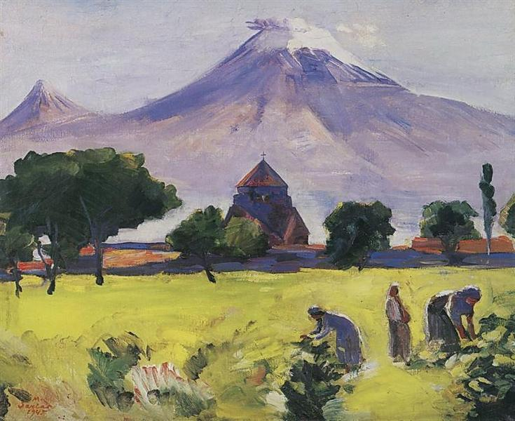 ararat-and-saint-hripsime-church-1945.jpg!Large.jpg