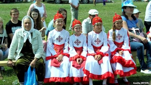 56 % территории РФ относятся к субъектам федерации с тюрскским этнокомпонентом.