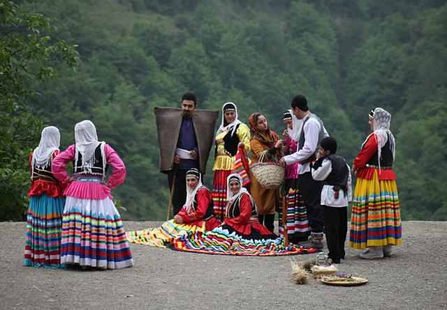 Талышская культура очень самобытна. Фотоfreetalyshistan.com