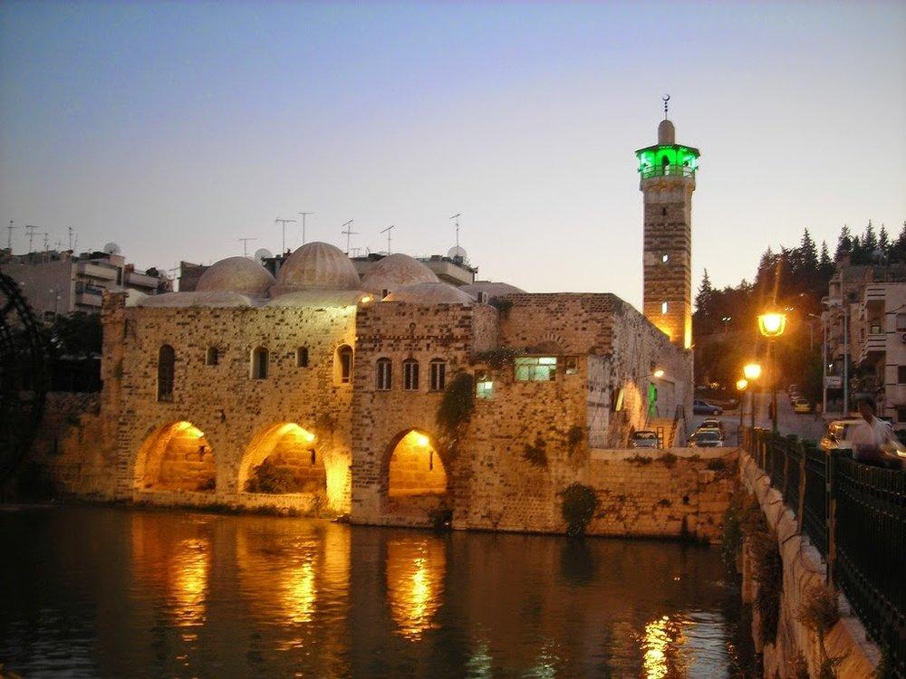 Мечеть в Хаме (Гаме). Фото404store.com