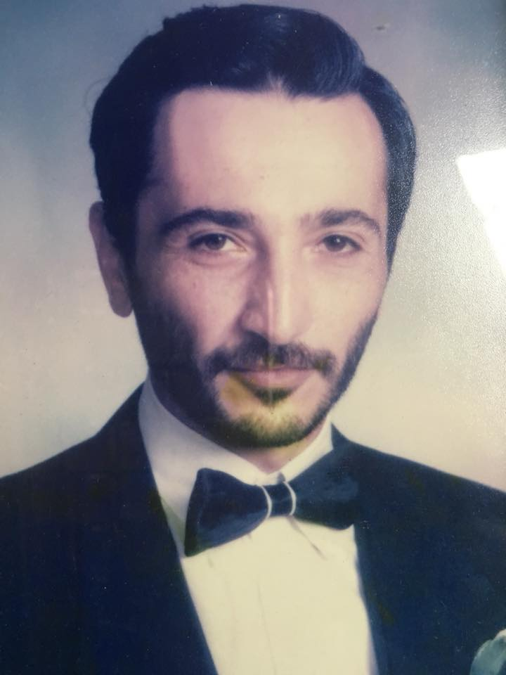 Фото из архива сестры музыканта Парандзем Азарян.