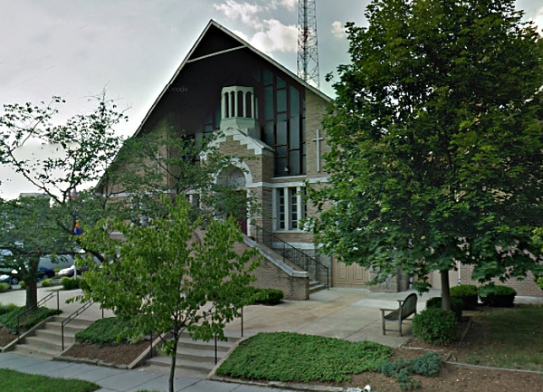 Церковь Сурб Мариам Аствацацин.Вашингтон, округ Колумбия